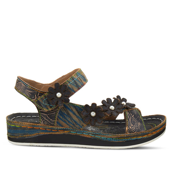 Spring Step Shoes- Mahvash Sandal