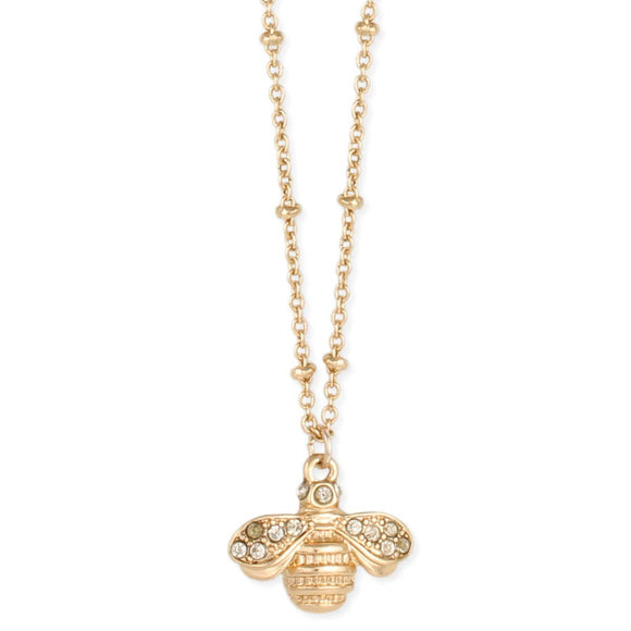 Zad Bee Necklace
