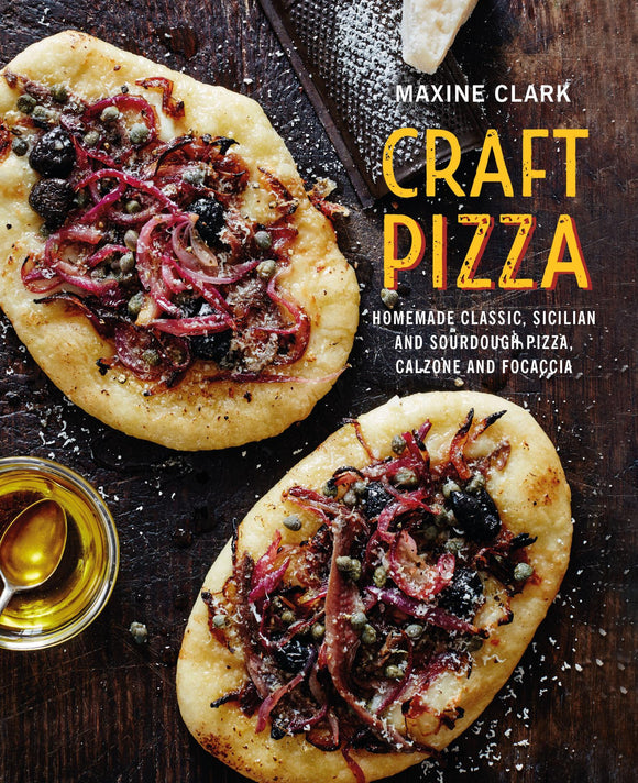 Craft Pizza Cookbook