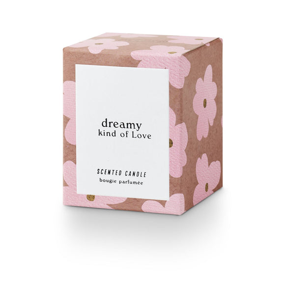 Groovy Kind of Love- Boxed Votive Candle