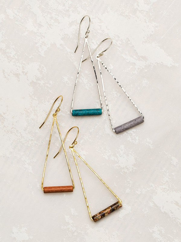 Holly Yashi - Horizon Drop Earring