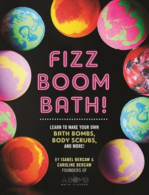 Fizz, Boom, Bath Book