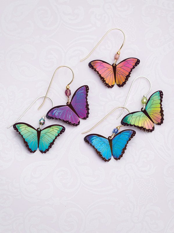 Holly Yashi- Bella Butterfly Earring