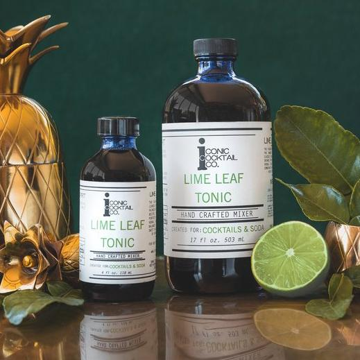 Lime Leaf Tonic- Mixer