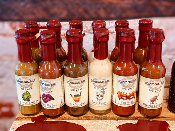 Cooper's Small Batch Hot Sauce