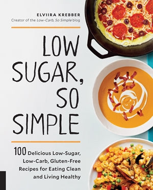 Low Sugar, So Simple