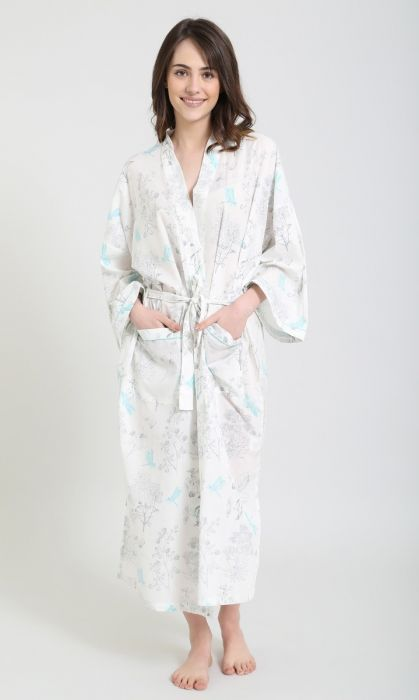 Lightweight Cotton Robes