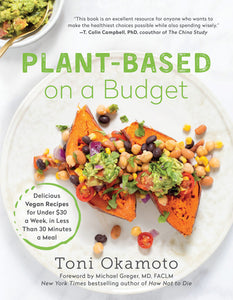 Cookbook- Plant Based on a Budget