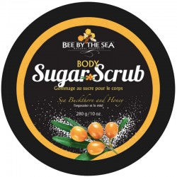 Sugar Scrub- Bee By The Sea