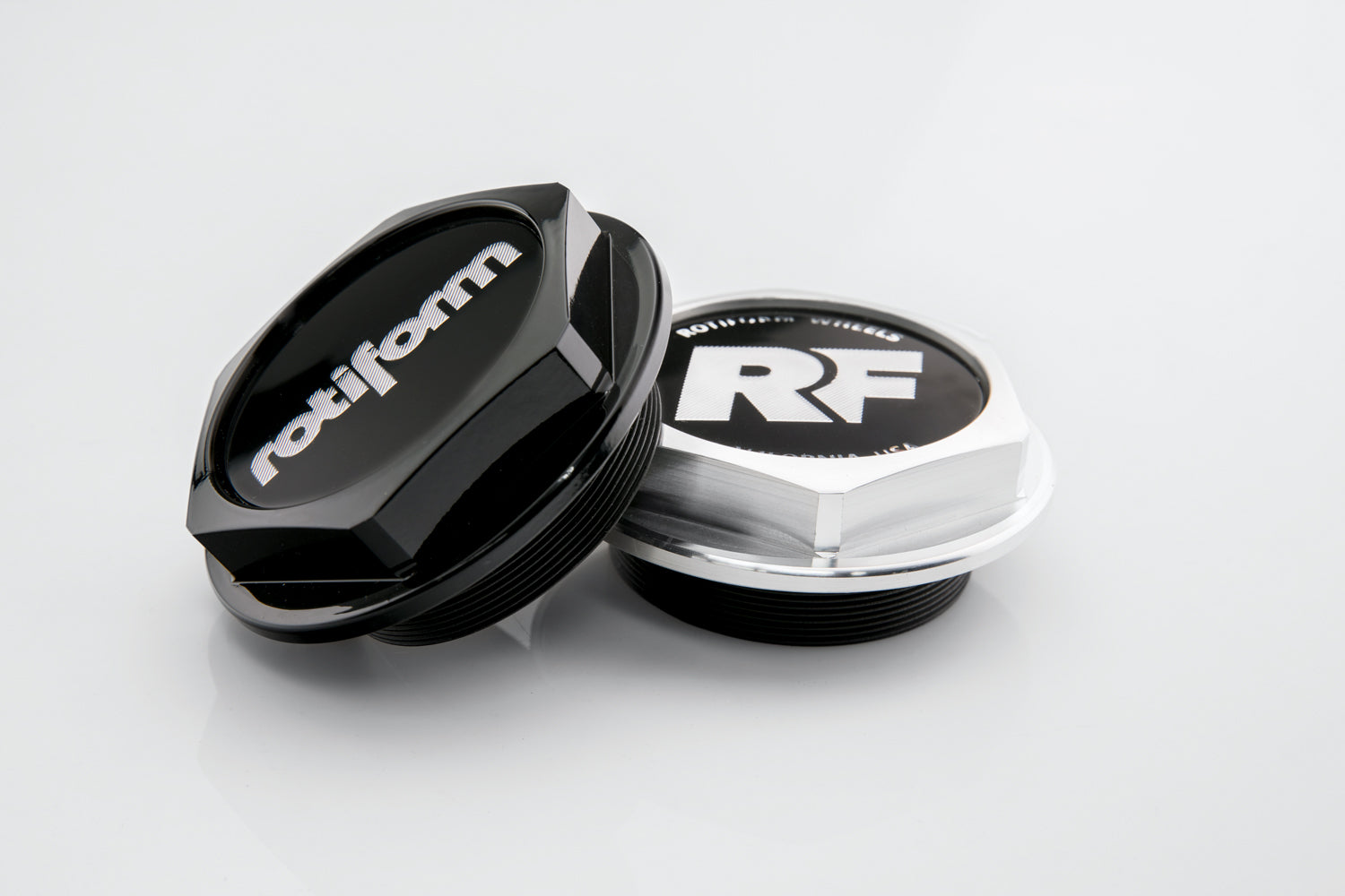 Rotiform Hex Caps