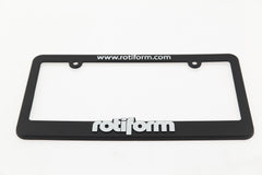 Rotiform Plate Frame