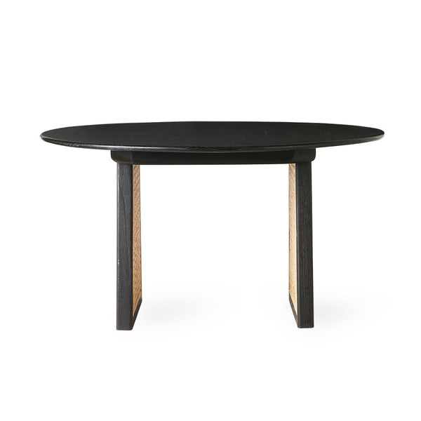 Webbing Coffeetable Black (showmodel)
