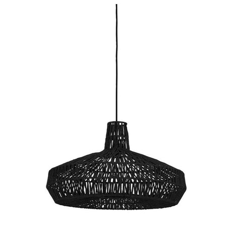 Hanglamp Puck black