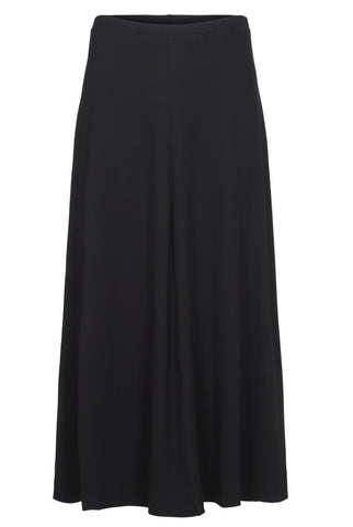 LIZ MAXI SKIRT - BLACK