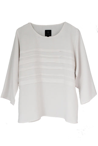 CHARLOTTE BLOUSE #2 - WHITE