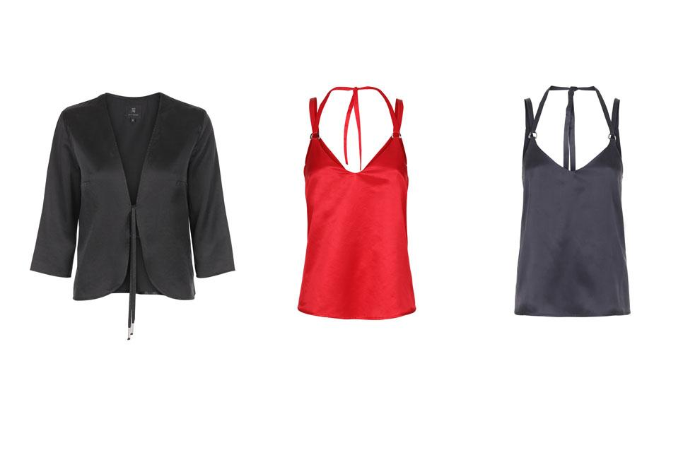 Mette frejvald women´s fashion. The Constructed collection. Made in Denmark