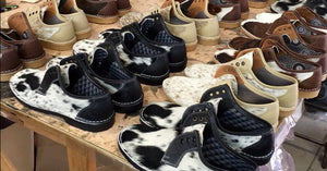 Cowhide Shoes