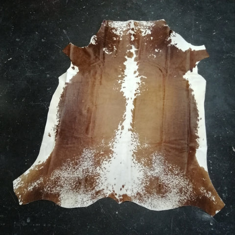 Brown & White Cowhide - SC20-CHBRNW-06