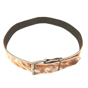 Belt - SC20-BLT01 - Size 32 (inches)