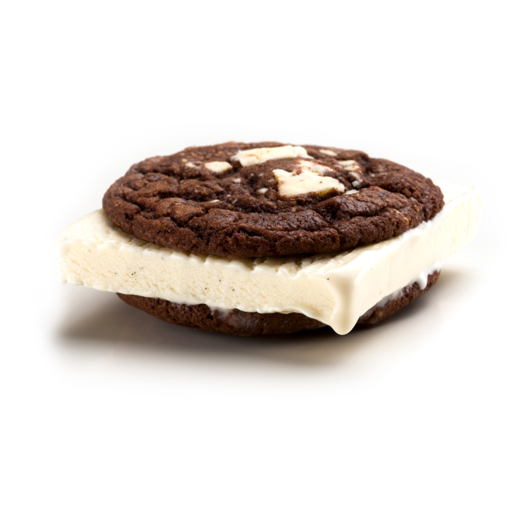 Félix & Norton Cookie Ice Cream Sandwich
