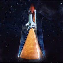 Load image into Gallery viewer, Plume & Saturn V