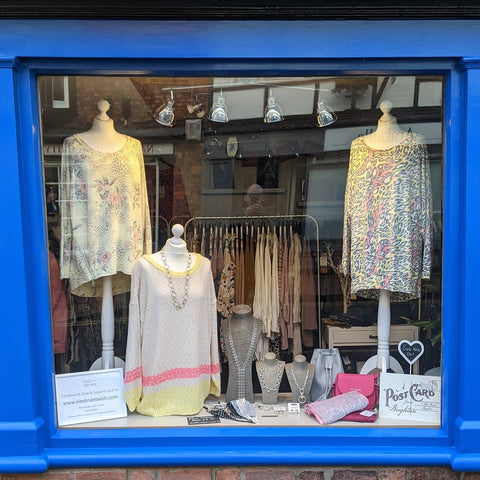 Women's clothes shop Nantwich loungewear