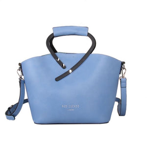 Red Cuckoo blue grab bag