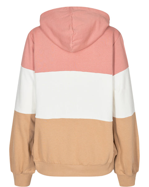 Numph pastel striped hoodie Nantwich Cheshire