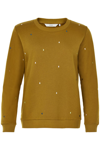 Tan colour sweatshirt