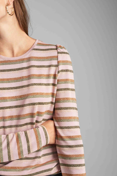 Striped Numph top