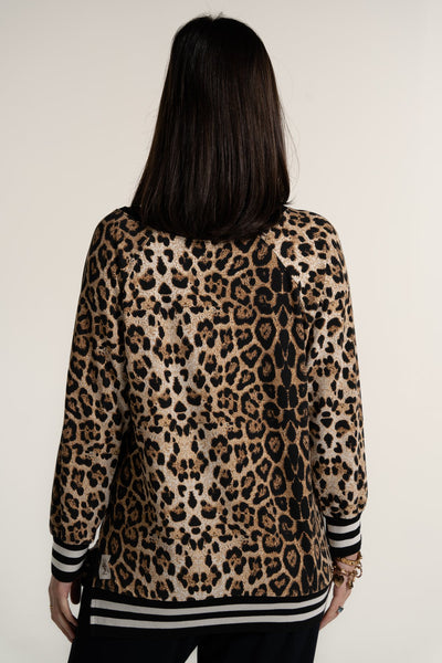 ladies animal print sweater nantwich cheshire