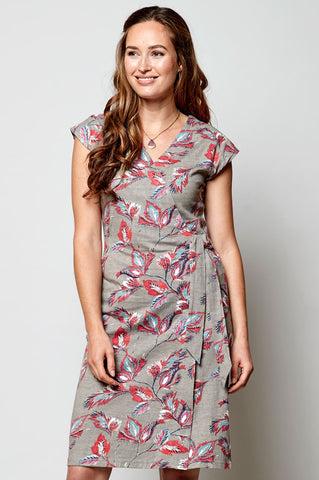 Nomads Organic Cotton Tie Side Dress