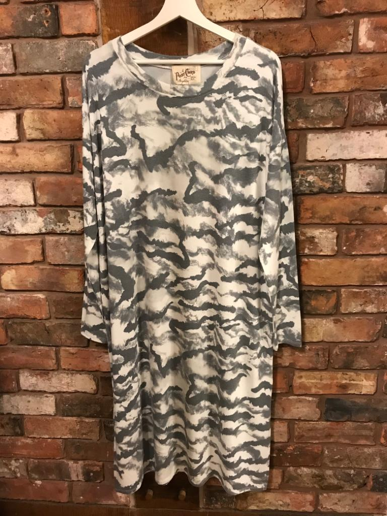 Arctic camouflage jersey dress shop Nantwich