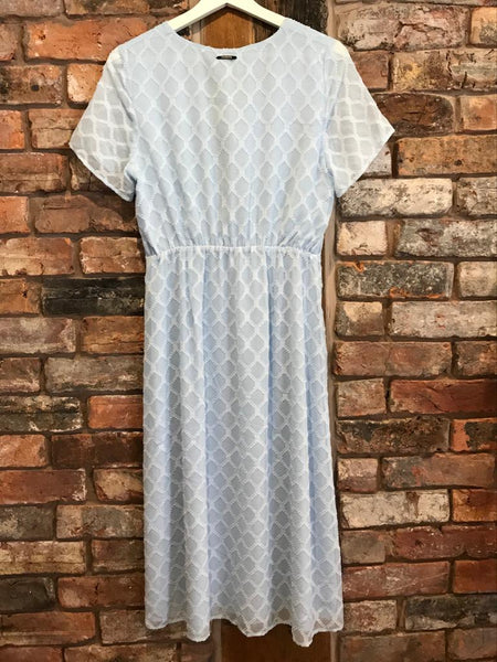 Pale blue dress Nantwich
