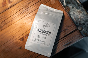 ÄTHIOPIEN Filterkaffee natural 250g