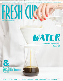 SOLD OUT! July 2016: Special Water Issue