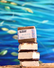 Load image into Gallery viewer, Marsh Mallow Ice Dream Sandwich - Say HELLO