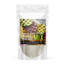 Load image into Gallery viewer, Matcha Waffle/Pancake Mix