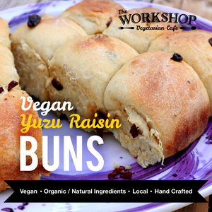 Yuzu Raisin Buns