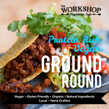 Load image into Gallery viewer, Frozen Vegan Ground Round