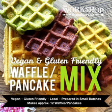 Load image into Gallery viewer, Chocolate Waffle/Pancake Mix