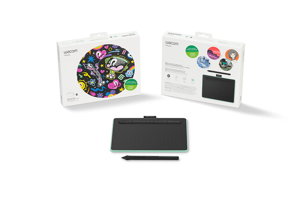 Wacom Intuos Pen Tablets