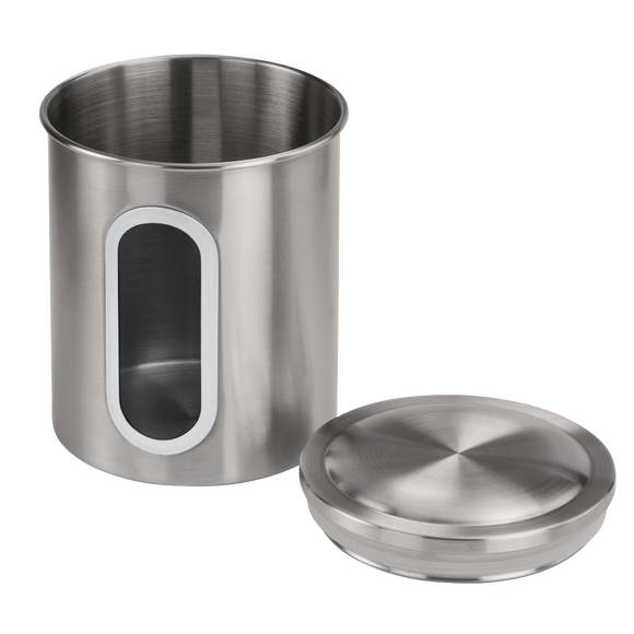 XAVAX 111239 Stainless Steel Container for 500 g of Coffee Beans