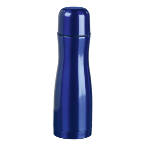 "XAVAX 111335 Birillo 0.5"" Vacuum Bottle, blue"
