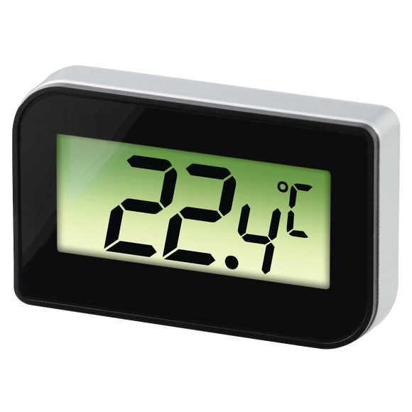 XAVAX 111357 Digital Refrigerator/Freezer Thermometer
