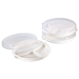 XAVAX 111513 Set of Microwave Plates, 3 parts