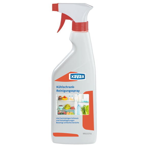 XAVAX 111721 Cleaning Spray for Refrigerators, 500 ml