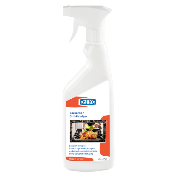 XAVAX 111730 Oven/Grill Cleaner, 500 ml