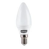 XAVAX 112259 LED Bulb, E14, 250lm replaces 25W, candle bulb, warm white, RA90