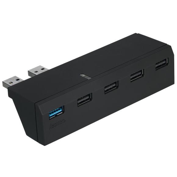 Hama 115418 USB Hub for PS4, 5 ports